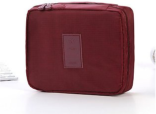 Travel Large-capacity Second-generation Wash Bag Simple Cosmetic Bag Durable