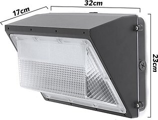 【To Global】120W 132 LED Light Wall Pack Waterproof Commercial Industrial Outdoo…