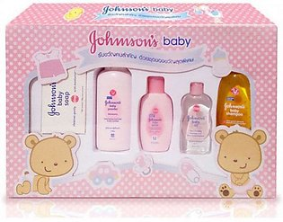 Gift Set For New Born Babies / Baby Powder, Baby Top-to-toe wash, Baby Lotion, …