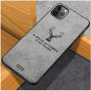 【MigaPlaza】 Deer Cloth Phone Case For Vivo X30 Pro Y9s S1 V17 Z5x V15 X27 Y17 Y…