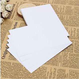 50Pcs Waterproof A4 Self Adhesive Glossy Paper Sticker for Photographic Photo I…
