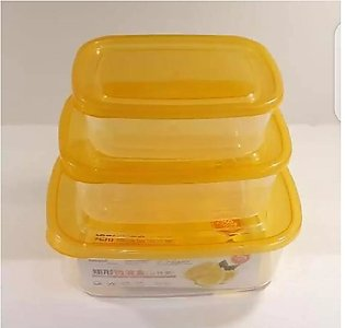 Appolo 3pece bowl set microwave and food grade bowls