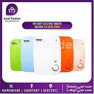 Instant Electric Water Heater Electric Geyser With Five Beautiful Colour