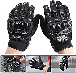 pro biker gloves for Motorcycle bike Hand Protection safety gloves