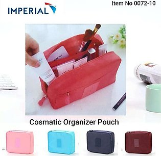 Portable Makeup Cosmetic Bag Pouch