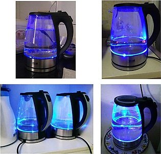 Deluxe Electric Kettle / Thermo Pots / Tea Maker / Boiler / Glass Kettle