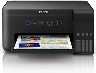 EPSON L4150 WI-FI ALL-IN ONE INK TANK PRINTER