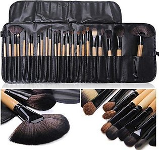 Safe to Use Synthetic Fiber Brushes Easy to wash and Dry Brush pouch Easy to ca…