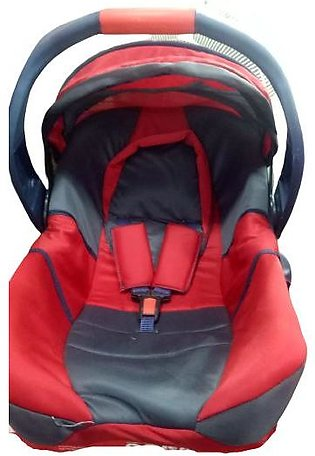 Baby Carry Cot / Car Seat Red