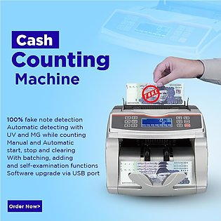 CASH COUNTING MACHINE,BILL COUNTER,MONEY COUNTER AND DETECTOR.