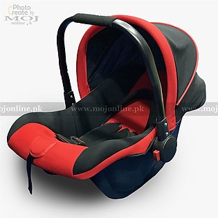 Baby Carry Cot Seater Bucket With Mosquito Net Car Seat Gear