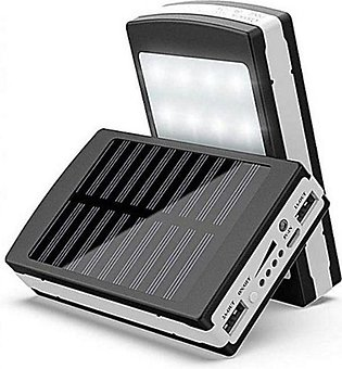 solar Power bank compact and stylish