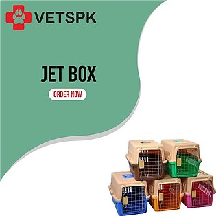 Jet Box / Traveling box for Cat & Puppy Large