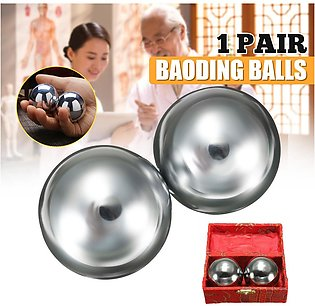 Chinese Health Exercise Stress Baoding Balls Ying Yang Relaxation Therapy Dragon