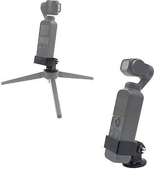 For Dji Osmo Pocket Extension Fixed Stand Holder With Adapter For Tripods For D…