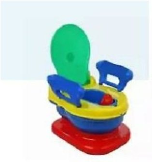 Mama Love Baby Close Stool Toilet Trainer - Multicolored