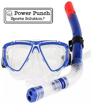 Swimming Goggles with Snorkel Set snorkeling dive sticks mask water sports snor…