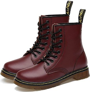 EF Classic 1460 Martin Boots 8 Hole Leather Men And Women Mid-boots