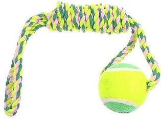 Pet Toy Ball -Rope-