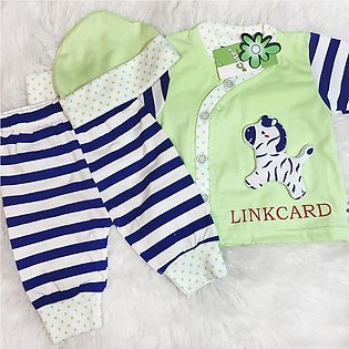 High Quality Winter Collection 3 Piece Newborn Suit Clothes for 0-6 months with…