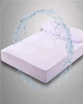 Waterproof Mattress Cover Protector Anti Allergy Fitted