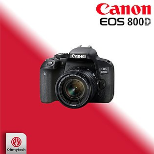 Canon 800D Kit (18-55 IS STM)