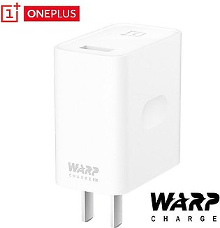 OnePlus Warp Charge 30 Power Adapter - Official