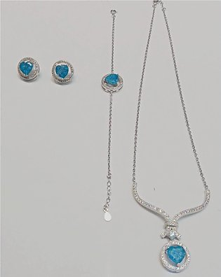 Necklace for girls, necklace silver 925, chandi necklace