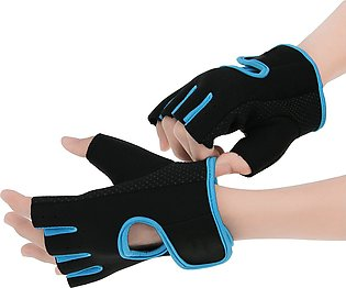 Gym Workout Gloves for Men Women, Ventilated Weight Lifting Gloves with Non-Sli…