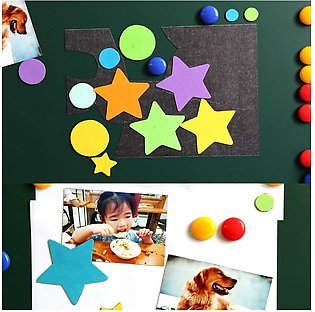 Flexible Magnetic Sheet A4 Size .3mm Thickness , Fridge Rubber Magnet Multipurp…