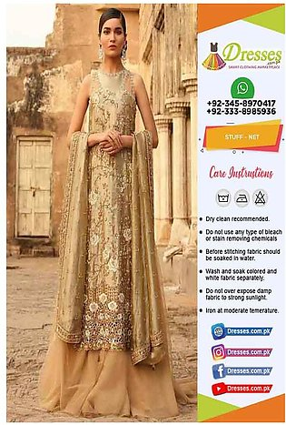 Sania Maskatiya Bridal Dresses 2019