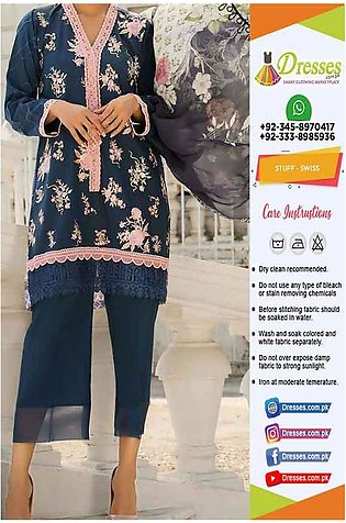 Sobia Nazir Swiss Lawn Collection