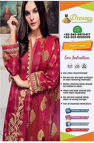 Gul Ahmed Lawn Eid Collection