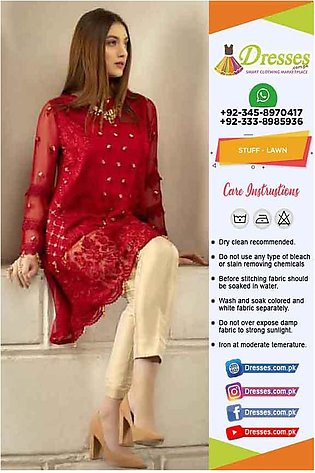 Agha Noor Latest Summer Online