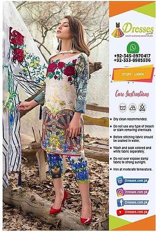 Asifa Nabeel Summer Collection 2020