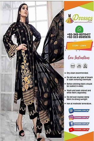 Gul Ahmed Eid Dresses 2019