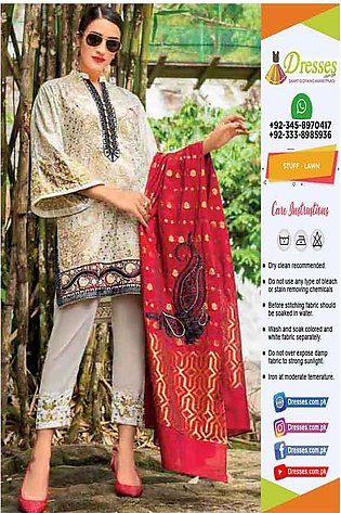 Zainab Chottani Eid Lawn Collection 2019