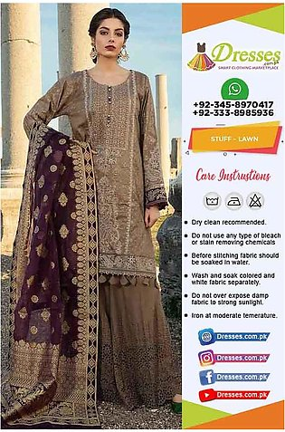 Maria B Lawn Summer Collection