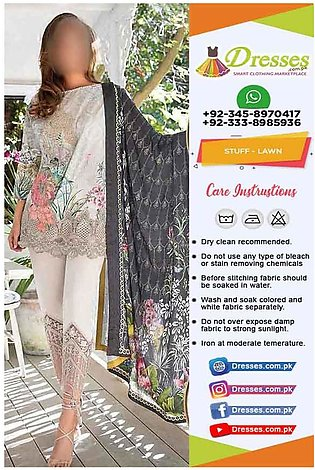Sobia Nazir Lawn Dresses 2019