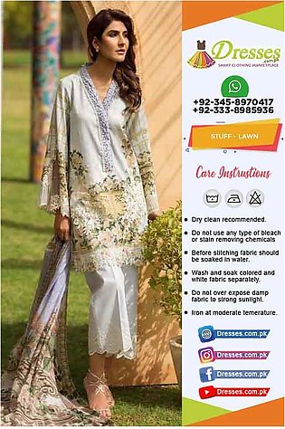 Firdous Lawn Collection Online