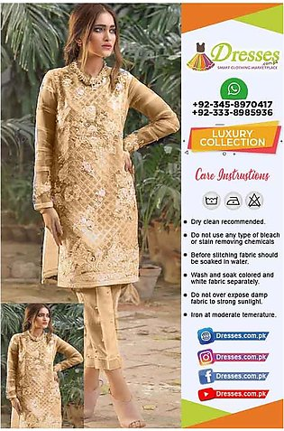 Agha Noor Latest Dresses 2019