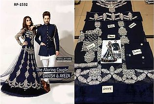 Latest Desginer Wear Bridal Dress