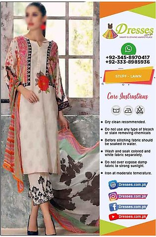 Charizma eid lawn collection