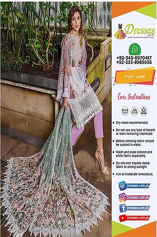 Sobia Nazir Latest Lawn Dresses