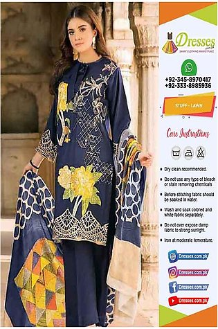 Charizma Latest Lawn Dresses