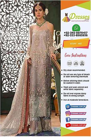 Sadia Asad Latest Bridal Dresses