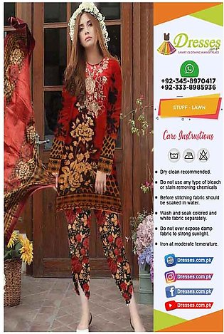 Gul Ahmed Summer Eid Dresses