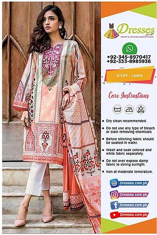 Gul Ahmed Summer Collection 2019