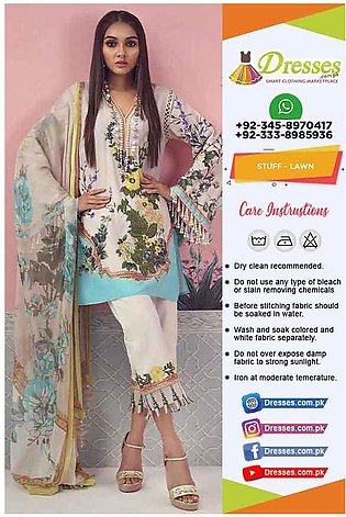 Sana Safinaz Summer Suits 2019