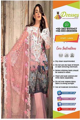 Sobia Nazir Lawn Collection 2019